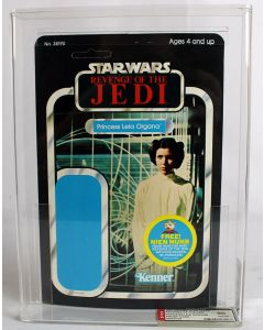 1983 Kenner Star Wars Revenge of the Jedi Proof Princess Leia Organa AFA 90 NM/MT #09606186