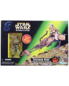 Power of the Force 2 Leia Speeder Bike