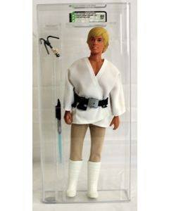 "Star Wars Vintage 12"" Loose Luke Skywalker AFA 85 #17608338"