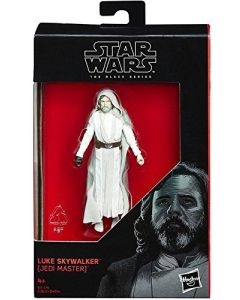 "Black Series 3.75"" Boxed Luke Skywalker"