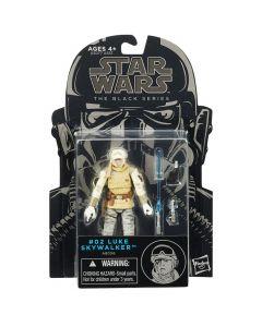 "Black Series 3.75"" Carded Luke Skywalker (Hoth)"