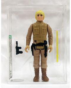 Vintage Loose Star Wars ESB Luke Skywalker Bespin (Blonde) Action Figure AFA 75+ #11343814