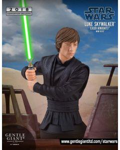 Luke Skywalker Jedi Knight  ROTJ Mini Bust- 2018 SDCC EXCLUSIVE