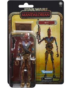 "Star Wars 6"" Black Series Exclusive Mandalorian IG-11 Credit Collection Action Figure"