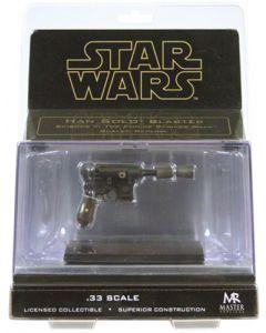 Master Replicas ESB Han Blaster (Scaled)