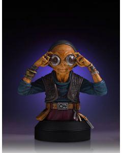The Force Awakens Maz Kanata Mini Bust from Gentle Giant