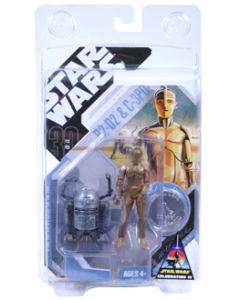 30th Anniversary Exclusive Carded McQuarrie R2-D2 & C-3PO