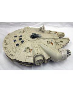 Vintage Star Wars Vehicles Loose Millennium Falcon - C5