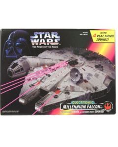Power of the Force 2 Electronic Millennium Falcon