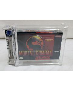 Mortal Kombat - Wata 8.5 A Sealed (Made in Japan), SNES