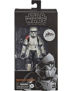 Star Wars Black Series 6 Inch GALAXY'S Edge Mountain Trooper Action Figure