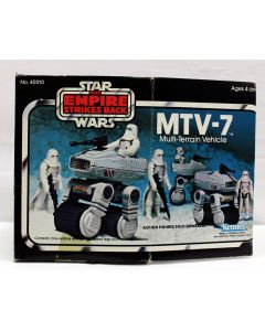 Vintage Star Wars Mini-Rigs Boxed MTV-7 C8 with C5 Box