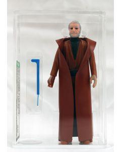 Vintage Loose Star Wars Ben (Obi-Wan) Kenobi (Dark Gray Hair) Action Figure AFA 80 #12141720