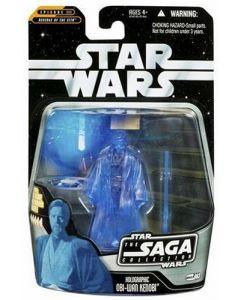 Saga 2 Carded Obi-Wan Kenobi (Holographic)