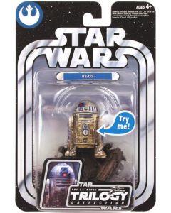 Original Trilogy Basic Carded R2-D2 (Dagobah)