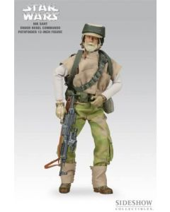 "Sideshow Collectibles 12"" Rebel Commando Pathfinder: Endor (Sideshow Exclusive)"