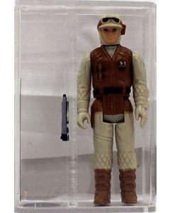 Star Wars Vintage Loose ESB Rebel Soldier (Hoth Gear) AFA 80 #18867129