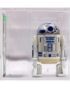 Star Wars Vintage Loose Star Wars R2-D2 AFA U85 #11490087