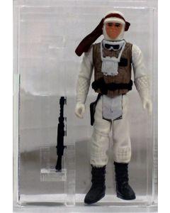 Star Wars Vintage Loose ESB Luke Skywalker Hoth AFA 80 #12646542
