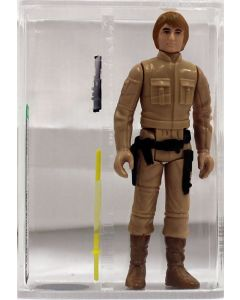 Star Wars Vintage Loose ESB Luke Skywalker Bespin (brown hair) AFA 80 #15479156
