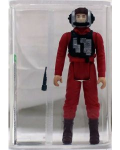 Star Wars Vintage Loose ROTJ B-Wing Pilot AFA U80 #10643568