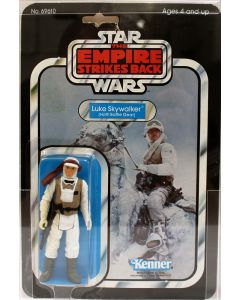 1982 Vintage Kenner Star Wars ESB 48 Back-A Luke (Hoth Battle Gear) Action Figure AFA 75 EX #19873860
