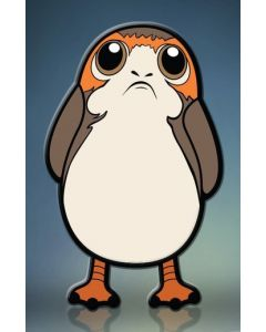 Star Wars Gentle Giant Porg Enamel Pin 2018 Convention Exclusive