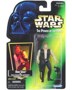 POTF2 Green Card Han Solo
