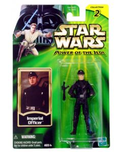Power of the Jedi Carded Imperial Officer