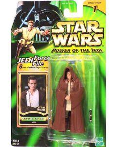 Power of the Jedi  Carded Obi-Wan Kenobi (Jedi - Episode I)