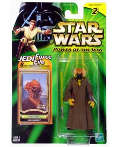Power of the Jedi Carded Plo Koon (Jedi Master)