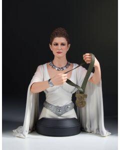 PRE-ORDER: Gentle Giant Leia Hero of Yavin Mini Bust