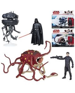 Star Wars The Last Jedi Class A Vehicles Wave A Wave 1 (Set of 2)