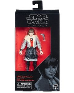 Star Wars The Black Series Qi'ra (Solo) 6-Inch Action Figure
