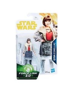 Star Wars Force Link 2.0 Qi'ra (Corellia) 3.75 inch Action Figure