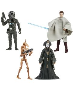 Star Wars The Vintage Collection 2020 Action Figures Wave 5 Set of 4