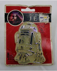Vintage Star Wars  ROTJ Accessories Carded ROTJ R2-D2 Night Light - C5