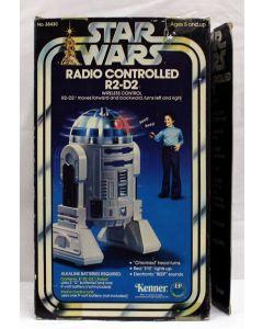 Vintage Kenner Star Wars Accessories Boxed R/C R2-D2 - MIB C5