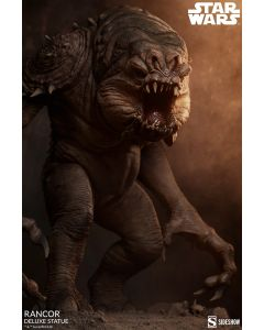 Sideshow Collectibles Limited Edition Rancor Deluxe Star Wars Boxed Statue