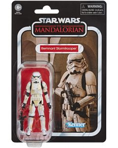 Star Wars The Vintage Collection The Mandalorian Remnant Stormtrooper 3 3/4-Inch Figure