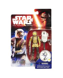"""The Force Awakens 3.75"""" Carded Resistance Trooper"""