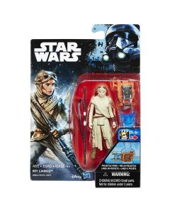 "Rogue One: A Star Wars Story 3.75"" Carded Rey (Jakku) Action Figure"
