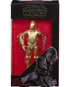 Black Series Rogue One: A Star Wars Story Boxed 6 Inch C-3PO (Resistance Base) Action Figure