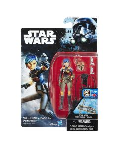 "Rogue One: A Star Wars Story 3.75"" Carded Sabine Wren Action Figure"