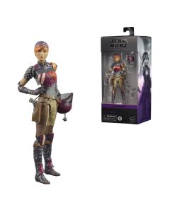 Hasbro Star Wars The Black Series Sabine Wren 6-Inch Action Figure