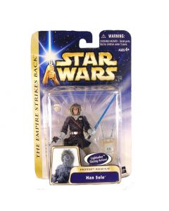 Saga ESB Carded Han Solo (Hoth Rescue) Brown Coat - 2nd Card