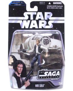 Saga 2 Carded Han Solo