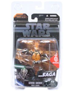 Saga 2 Exclusives Carded Demise of General Grievous