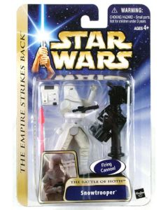 Empire Strikes Back Carded Snowtrooper