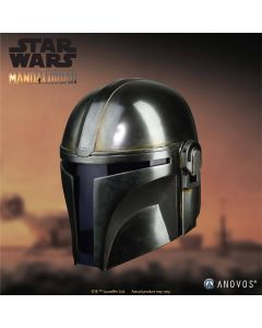 Anovos Star Wars The Mandalorian Helmet 1:1 Scale